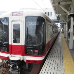 橋本駅から特急こうやで難波駅に戻ります。