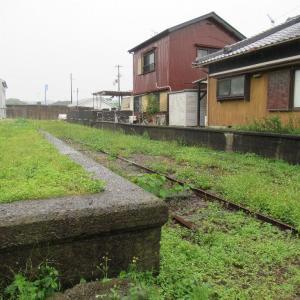 日高川駅は、和歌山県御坊市にあった紀州鉄道の廃駅。