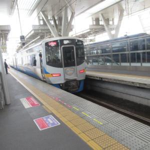 泉佐野駅は、大阪府泉佐野市上町三丁目にある南海電鉄の駅。
