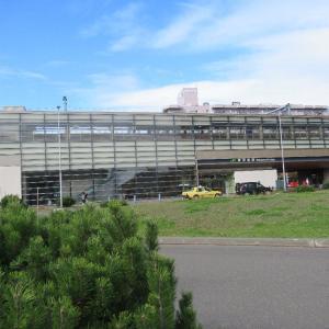 新琴似駅は、北海道札幌市北区新琴似8条1丁目にあるJR北海道の駅。