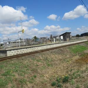 深郷田駅は、青森県北津軽郡中泊町大字深郷田にある、津軽鉄道の駅。