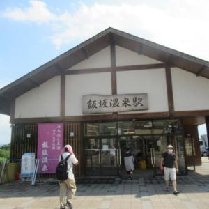 飯坂温泉駅は、福島市飯坂町字十綱下にある福島交通飯坂線の駅。