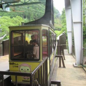 昇仙峡ロープウエイは、山梨県甲府市にある索道。