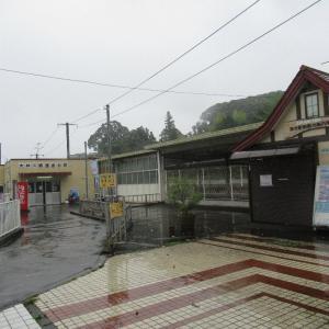 金谷駅は、静岡県島田市金谷新町にある、JR東海・大井川鐵道の駅。