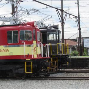 岳南富士岡駅は、静岡県富士市富士岡にある、岳南電車岳南線の駅。