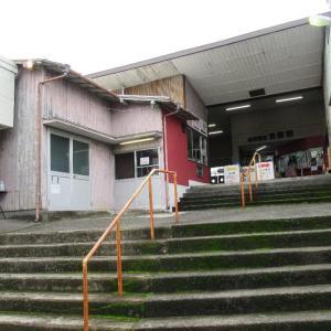 岳南電車の吉原駅でございますが。
