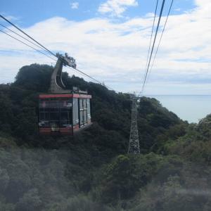 日本平ロープウエイは、静岡鉄道が運営するロープウェイ。