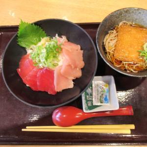 日本坂PAでランチにしました。