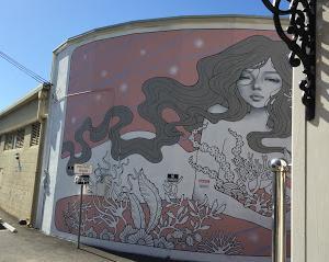 カカアコの壁画