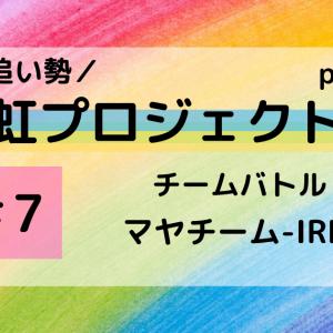 虹プロジェクト後追い!part2:第7話ネタバレ【虹プロ】