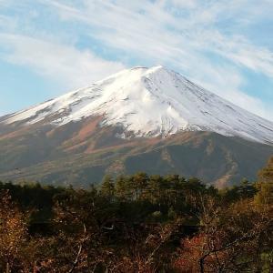 やっぱり富士山は冬!!