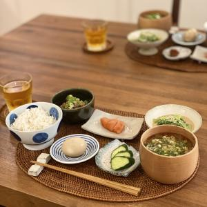 ホッとするなぁ日本食。