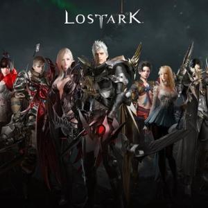 キャラクリエイト【LostArk】