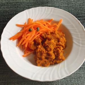 かぼちゃのXO醤サラダ レシピ