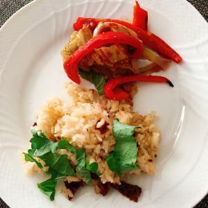 キャベツとパプリカのオーブン焼き レシピ