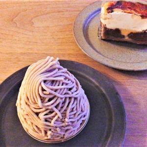 そばとケーキの名店巡り 江古田「じゆうさん」と目白「エーグルドゥース」