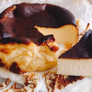 通信講座のお知らせ バスクチーズケーキ