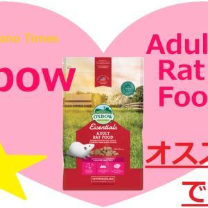 [ファンシーラットのごはん] Oxbow  -  Essentials – Adult Rat Food