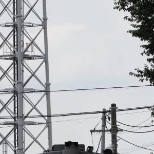 曇りのチューズデイは拝島での米タン入替えから(2020年8月25日火曜日)