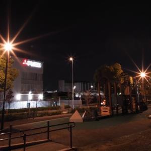 夜戦、新鶴見信号場へ(2020年11月21日・土曜日)