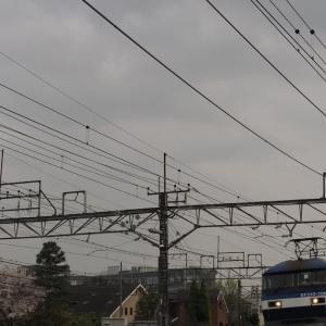 いつもの米タン列車?と東急3000系甲種輸送(2021年3月30日・火曜日・その2)