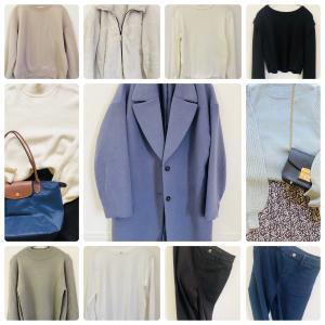 冬はこの13着で過ごす|仕事服・私服の制服化