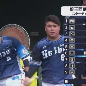 【7.10イースタン】上間永遠、防御率0.84!