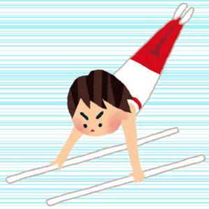 【オリンピック体操競技の見どころ】演技前の事前準備に注目!