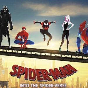 映画『スパイダーマン:スパイダーバース』に登場する全スパイダーマンの紹介とエンドクレジットについて