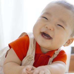 1ヶ月でこれだけ変わる!生後5ヶ月の赤ちゃん成長記録