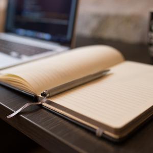 【第一印象が変わる】他の就活生に差をつけるノートとは?:ロディア・ダブルリングノートA5のインパクト〔文具2〕