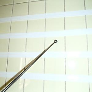 マンションの浴室の壁のタイルが剥がれそう
