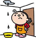 浴槽の水を排水したら下階の天井から水漏れ
