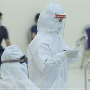 ベトナムは1週間コロナウイルス陽性患者無し