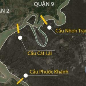ODAによるホーチミン市とドンナイ市を結ぶ橋の建設