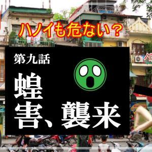 【ベトナム】恐怖!バッタ襲来の可能性!?【#9】