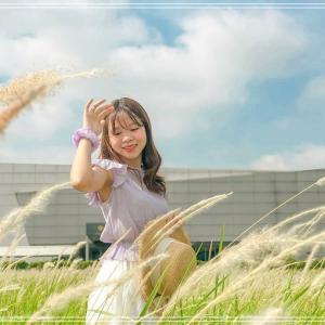 撮影スポットとして若者に人気の、ハノイの美しい草原3選