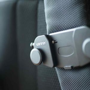バッグにカメラを簡単装着できる便利アイテム。UONNER「カメラクリップ」