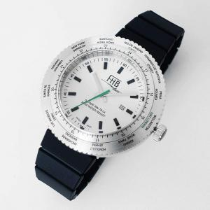 スマートなビッグフェイス腕時計「FHB classic 20周年記念モデル」が欲しくてたまらないという話。