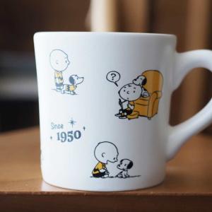 可愛すぎて悶絶。金正陶器「スヌーピー70周年記念マグカップ」が愛おし過ぎる。