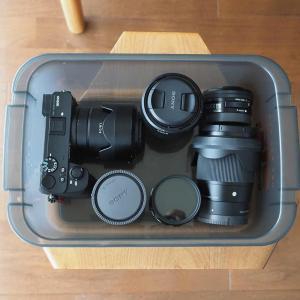 カメラをカビから安く・手軽に守る。HAKUBA「ドライボックスNEO 5.5L」を買ってみた。