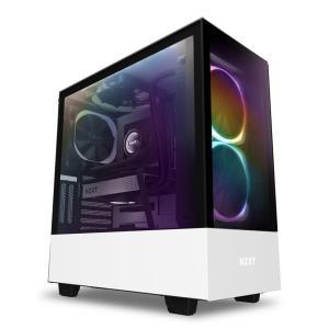 【自作PC】自作PCパーツ ケース選び NZXT H510 Elite