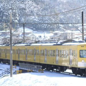 2008/2/4 西武多摩湖線の225Fその8【イベント中止翌日の廃車回送】