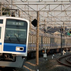 2006/12/5 6103F試運転【一昔前の秋津4号の様子】