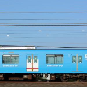 西武鉄道×ドラえもん 38101F「DORAEMON-GO!」
