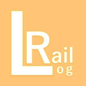 新ブログ「Rail Log (with Kids)」開設のお知らせ