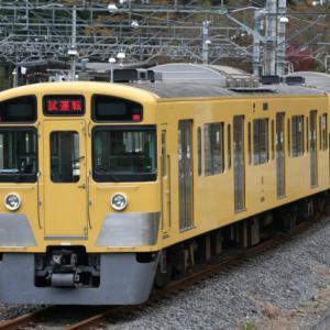 2007/11/28 回生電力吸収装置稼働に伴う試運転【2075F・20158F】