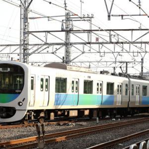 2020/11/18 西武30000系32106F回送【2連単独】
