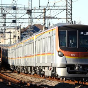 17000系西武線内ハンドル訓練【2021/1/20】