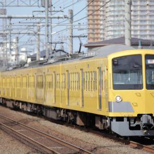 西武新101系245F多摩川線へ【2度目の甲種輸送】
